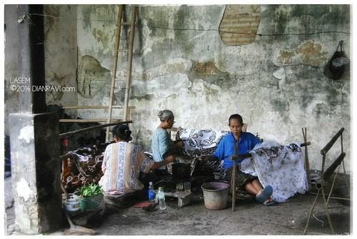 Batik Lasem, Bu Sutra