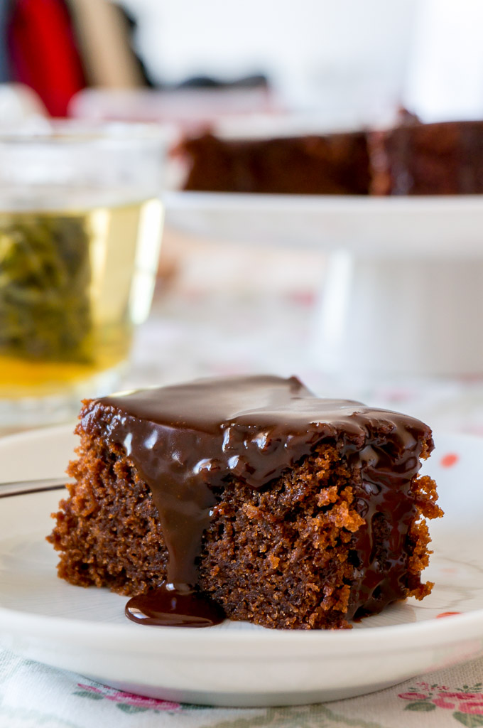 Nigella Chocolate Cake Guinness
