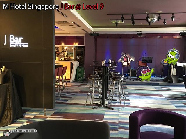 M Hotel Singapore J Bar