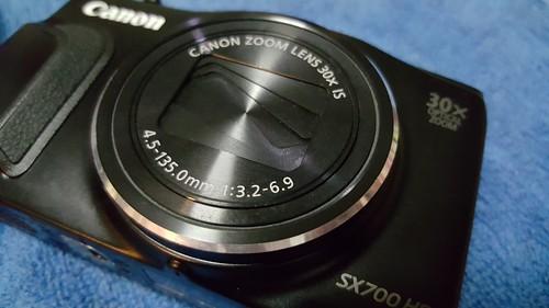 Canon PowerShot ตัว High zoom ซูมได้ 30x (4.5-135mm)