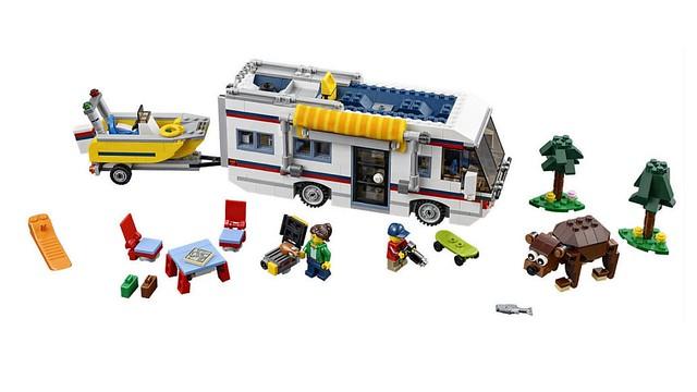 LEGO Creator Vacation Getaways (31052)