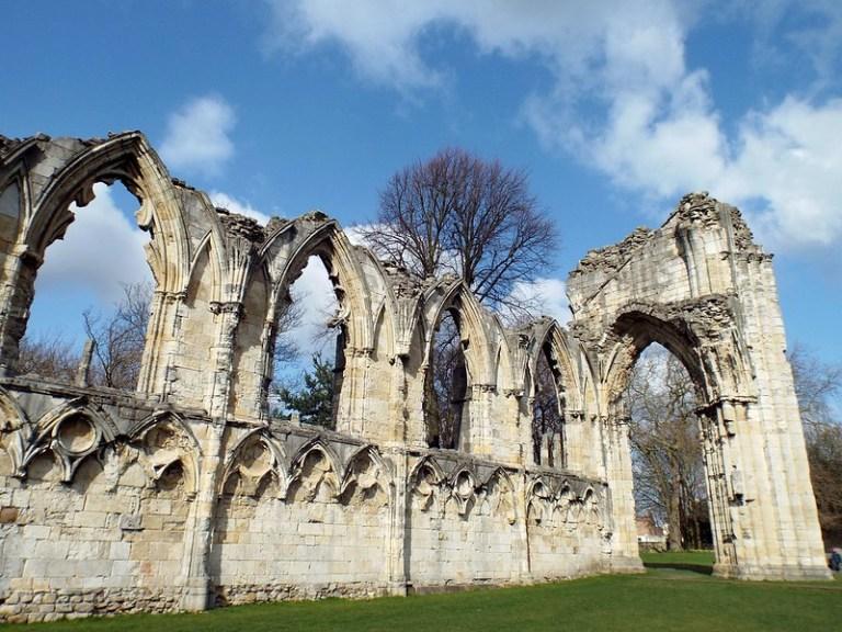 York Museum Gardens - the tea break project solo female travel blog