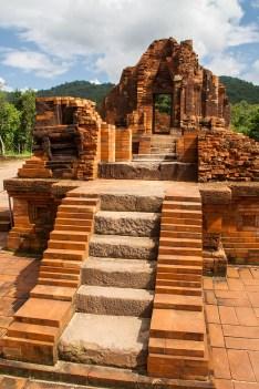 Vietnam Ruine