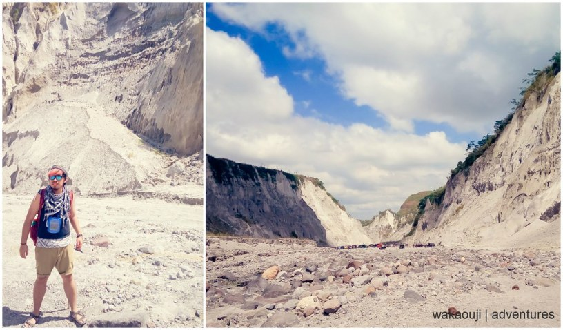 how to go to pinatubo