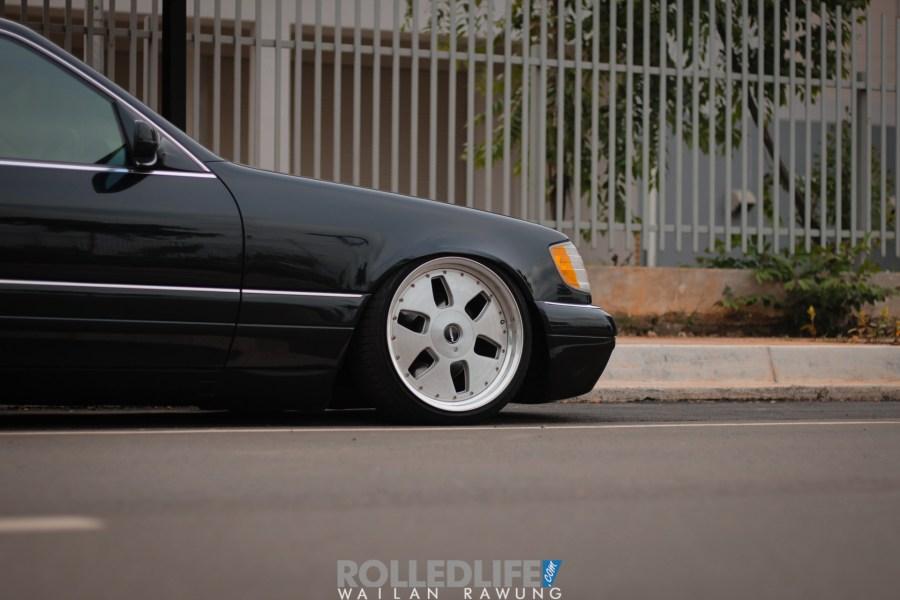 Mercedes Benz W140 S Class-8