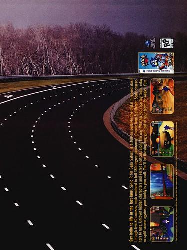 Today in Retro Gaming: Sonic R - Retro Gaming Magazine