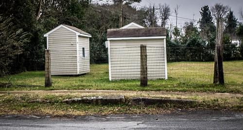 Blue Granite Fence Posts