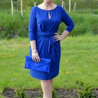 Fashion: All blue