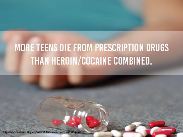 teen prescription drugs overdose