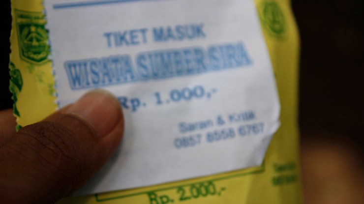 Main di Malang - Tiket Sumber Sirah