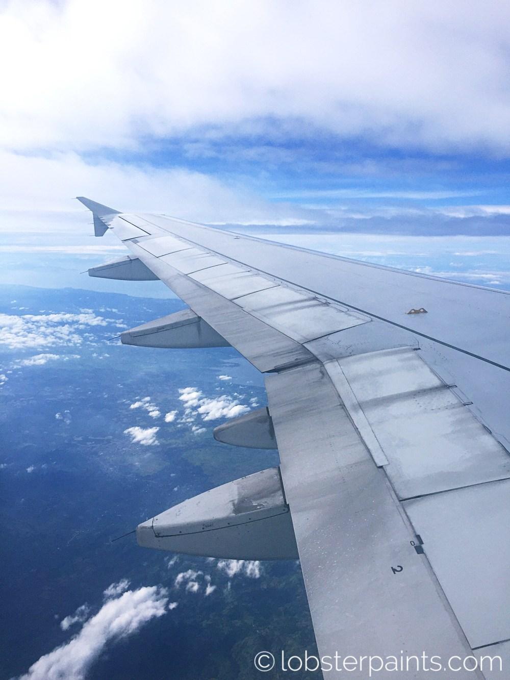 14 October 2015: Flight Catanduanes to Manila