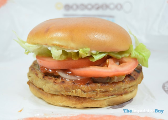 Burger King Chicken Burger