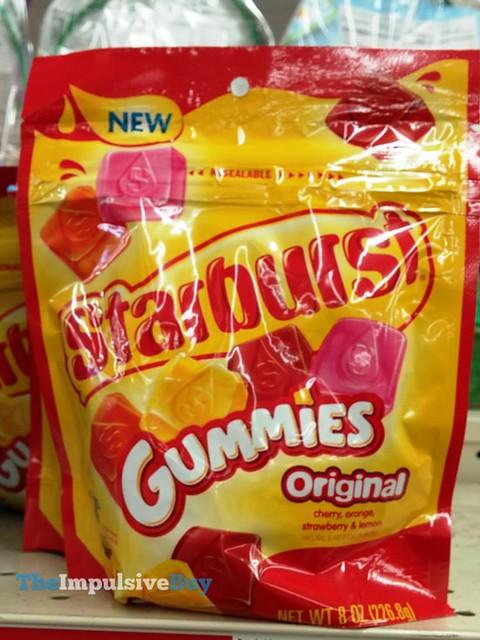 Starburst Gummies Original