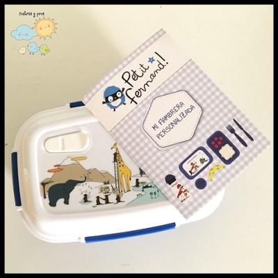 Fiambrera para niños de Petit-Fernand