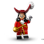 LEGO 71012 Disney Collectible Minifigures Hook