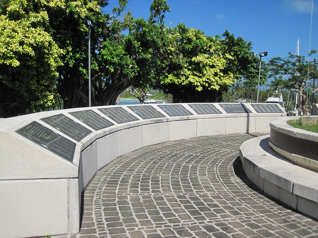 Picture from American Memorial Park, Saipan