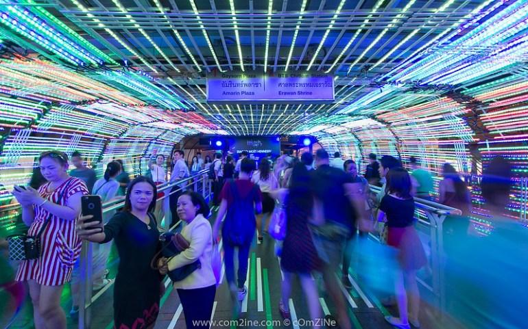 Thailand the Kingdom of Lights 2 - สวนแสงลอยฟ้า ปี 2