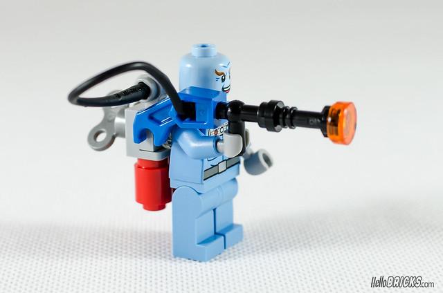 REVIEW polybag Mr Freeze LEGO 30603 (HelloBricks)