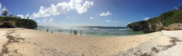 Picture from Ladder Beach, Saipan