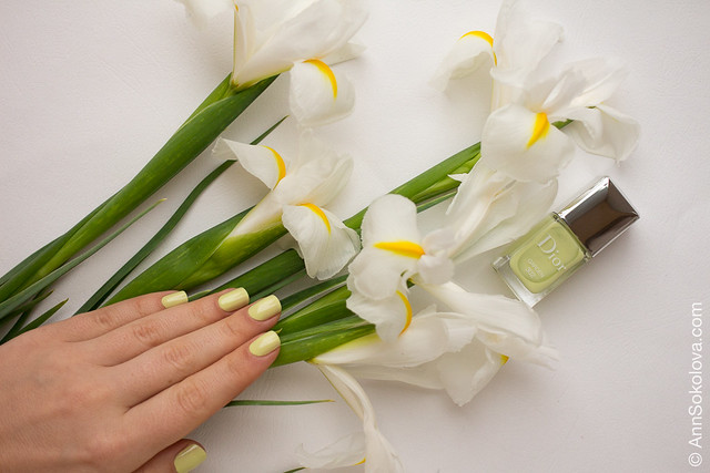 08 Dior #302 Garden swatches Ann Sokolova свотчи Анна Соколова