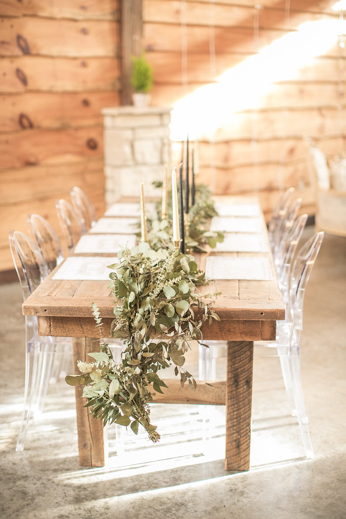 renting tables and chairs for wedding patio dining chair cushions barn wood natural event table rentals iowa ghost celebration farm rental a style font