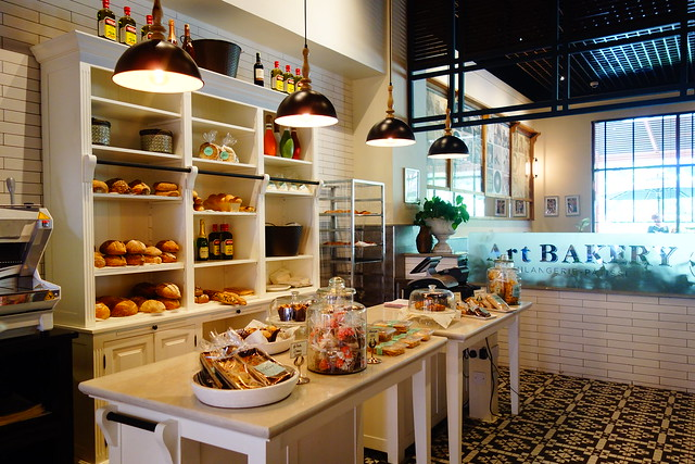 Art bakery
