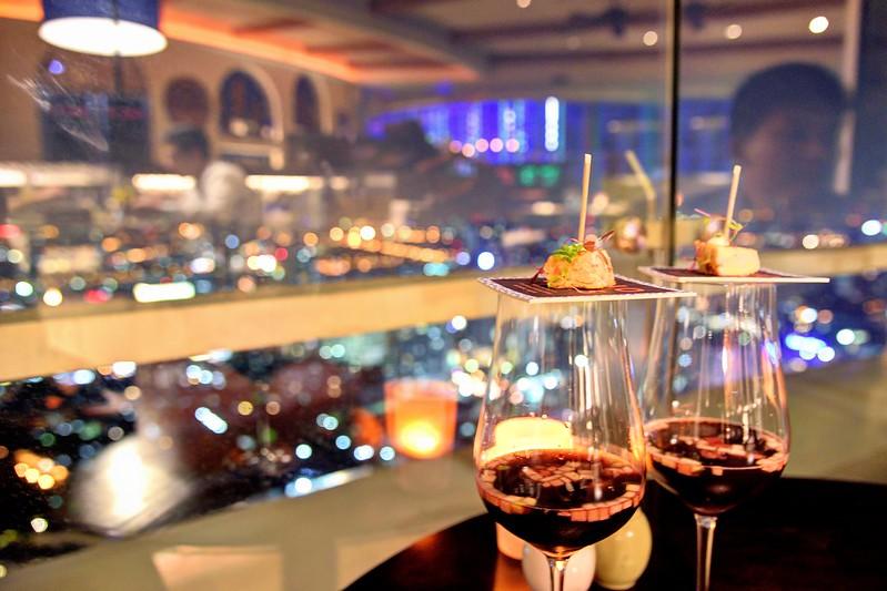 曼谷酒吧 X UNO MAS BAR X 西班牙地中海料理高空酒吧 | | 焦糖熱一點 Bite A Map