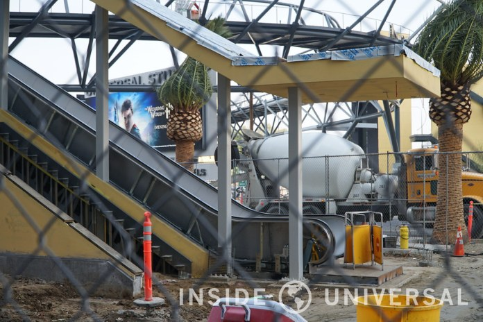 Photo Update: March 20, 2016 - Universal Studios Hollywood - Lankershim