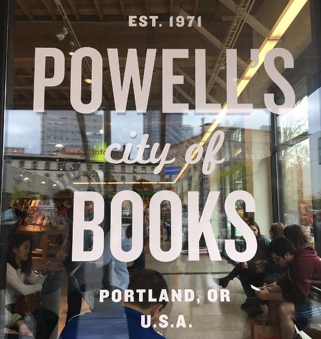 PowellsLogo