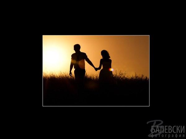 Сватбен албум - Полина и Петко