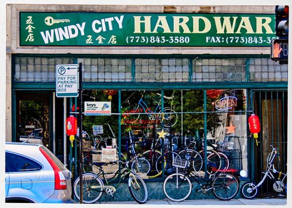Windy City Hard War
