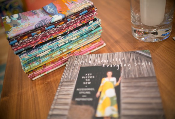 Fibs and Fables bundle and Everyday Style book