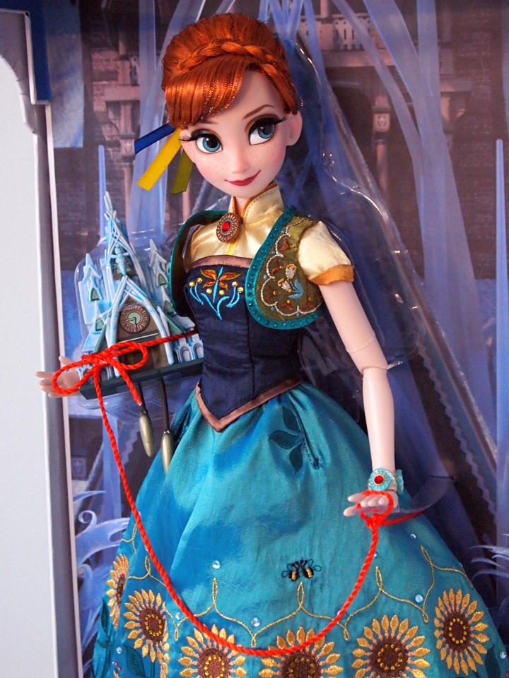 LE Frozen Fever Anna