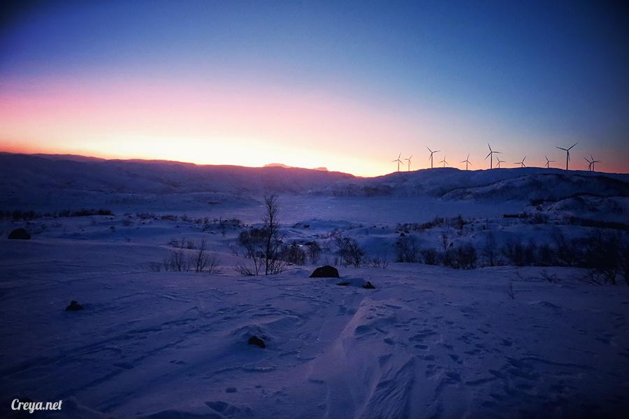 2016.02.23| 看我歐行腿 | 阿呀~一不小心就從瑞典到了挪威, Narvik 小鎮遇見地理課本中的峽灣 41.jpg