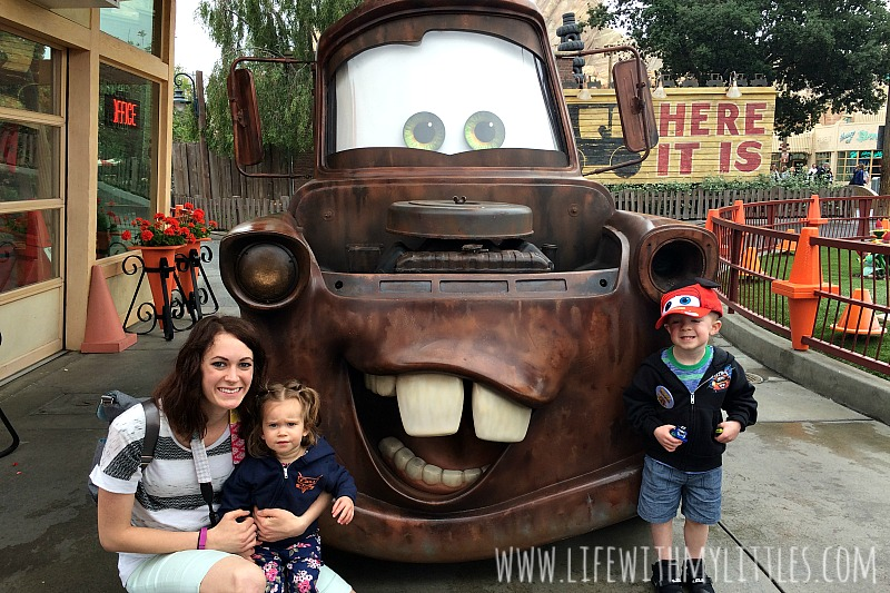 28 Tips for Going to Disneyland with Toddlers - Life With My