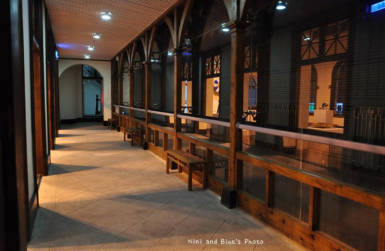 台中市役所古蹟古典玫瑰園62