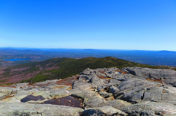 Mt. Monadnock Summit View 2