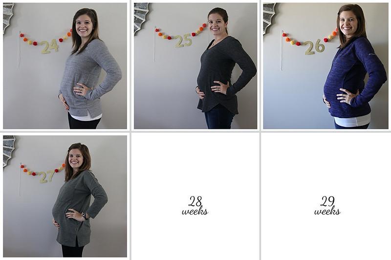 24-27 weeks