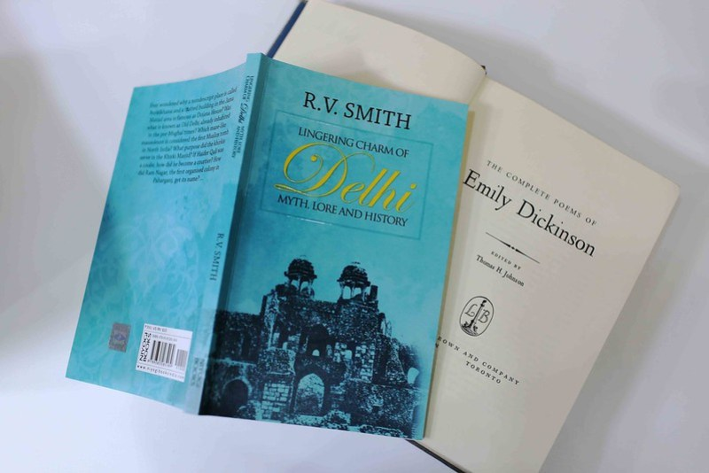 Starting the Year with a New Book by Delhi's Almost Mythical Chronicler