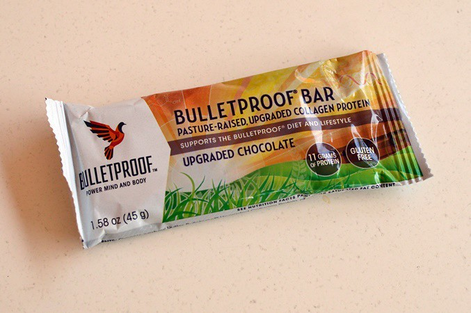 Bulletproof collagen bar