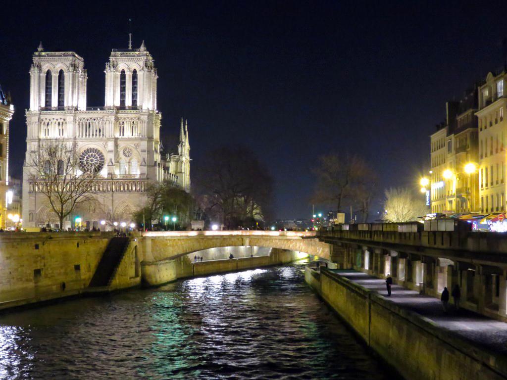 Viajar de París a Londres: Catedral de Notre Dame en La Cité, París (Francia) viajar de parís a londres - 23932342749 1198b8186b o - Viajar de París a Londres en coche y con perro