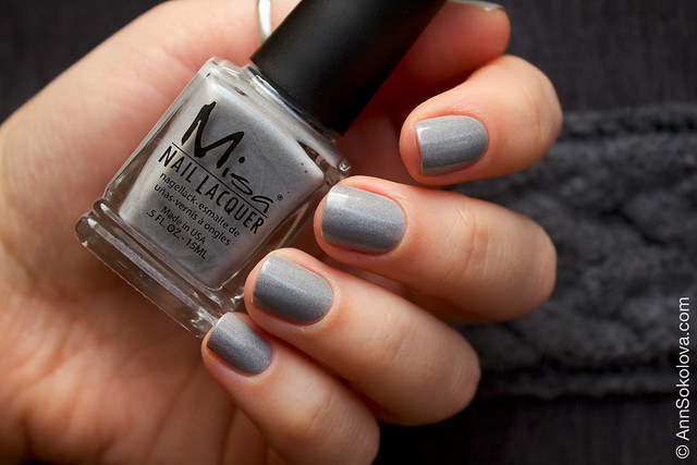02 Misa #267 Grey Matters Ann Sokolova swatches