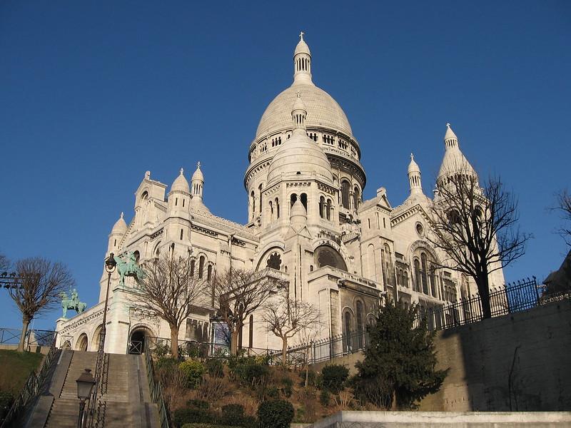 Sacre Coeur Paris - the tea break project solo female travel blog