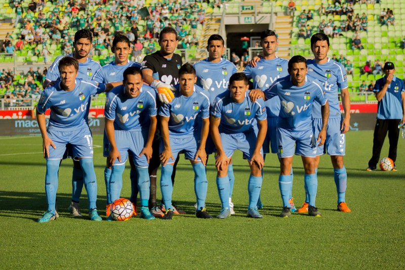Santiago Wanderers 3-1 O'Higgins