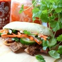 Bánh mí - vietnamesiska mackor