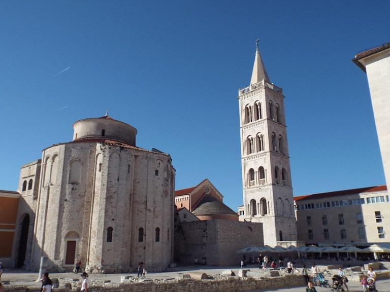 72 hours in Zadar Croatia - the tea break project solo female travel blog
