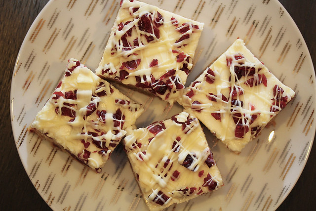 Faux Cranberry Bliss Bars - 31