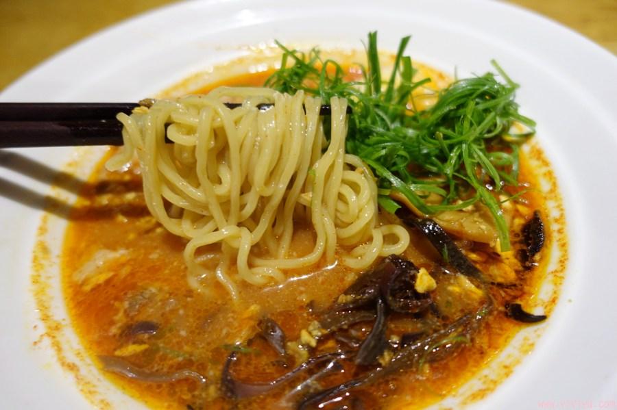 [花蓮.美食]匠心食堂拉麵~日本風味.吃碗黑嚕嚕的拉麵品嘗濃郁夠味的湯頭 @VIVIYU小世界