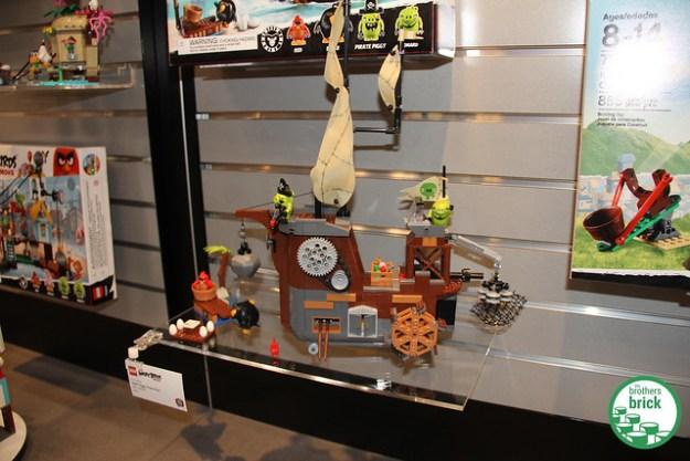 Toy Fair New York 2016: Angry Birds