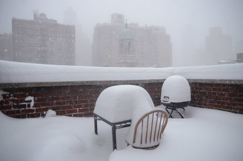 Cozy things to do in a blizzard